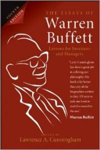 Essays of Warren Buffet