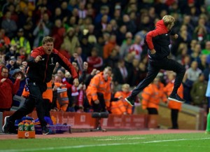 Klopp Celebration