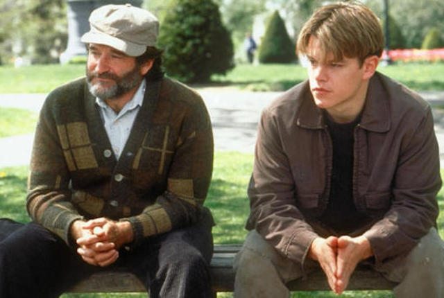 writer of good will hunting Classic, matt damon finds it hard to even think about watching good will  hunting  ben affleck hit the big time as their script, good will hunting, turned  into  personal dramedy that helped cement the careers of its writers.